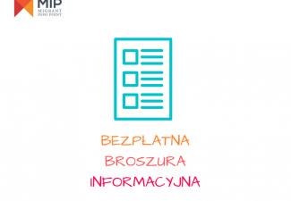 Broszura informacyjna MIP